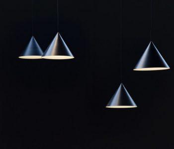 Ta in tidlös design i hemmet med en Louis Poulsen lampa